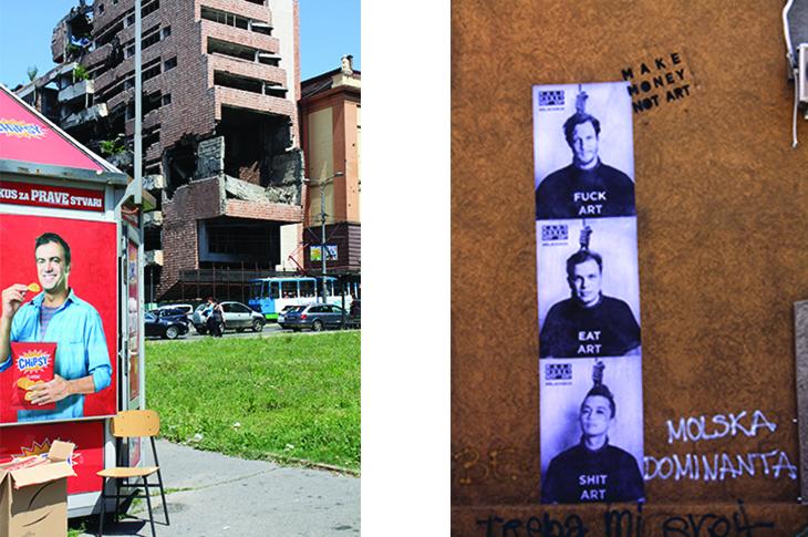 """From """"Walking Beograd"""" (Annunziata De Comite)"""